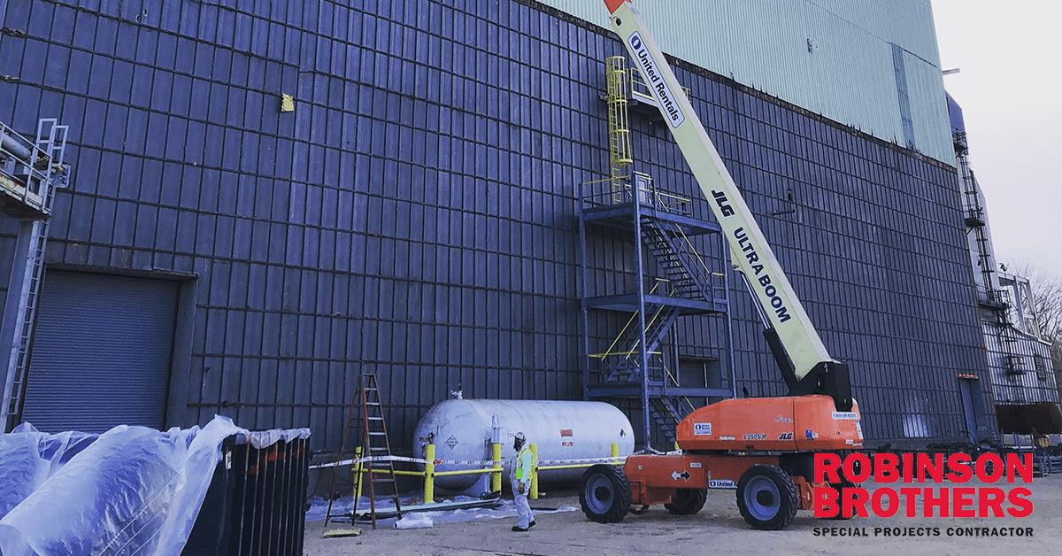 Concrete Removal in Joliet, IL