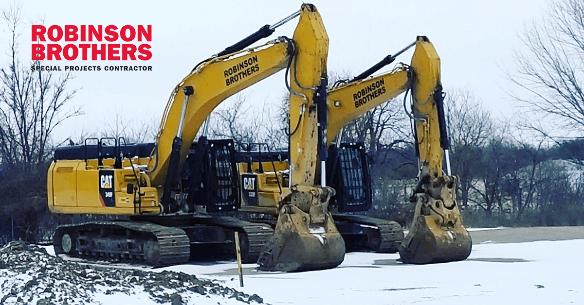 Crushing & Concrete Recycling in Milwaukee, WI