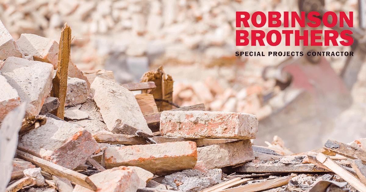 Select Demolition in Joliet, IL