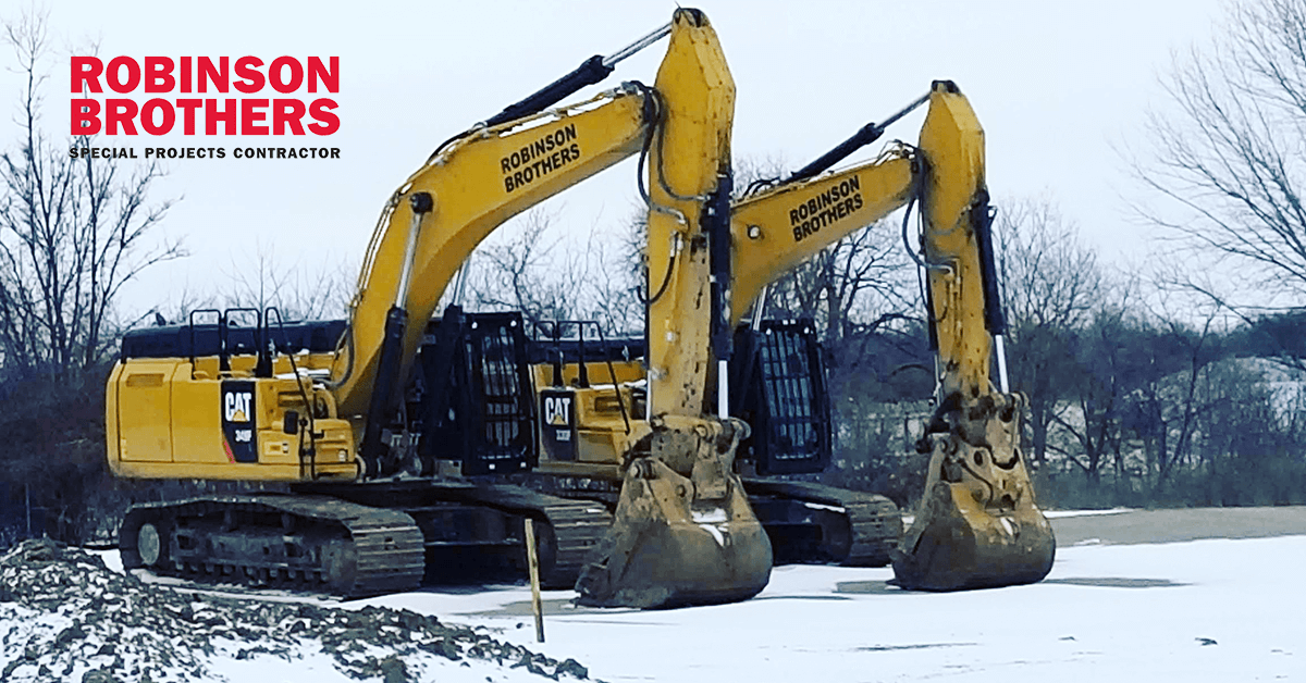 Crushing & Concrete Recycling in Eau Claire, WI
