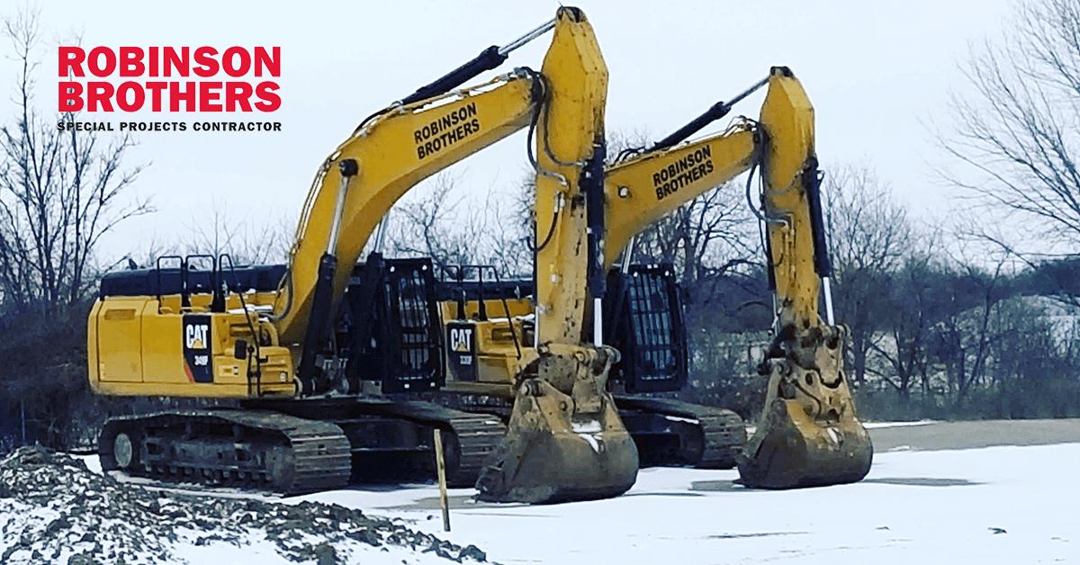 Building Demolition in Janesville, WI